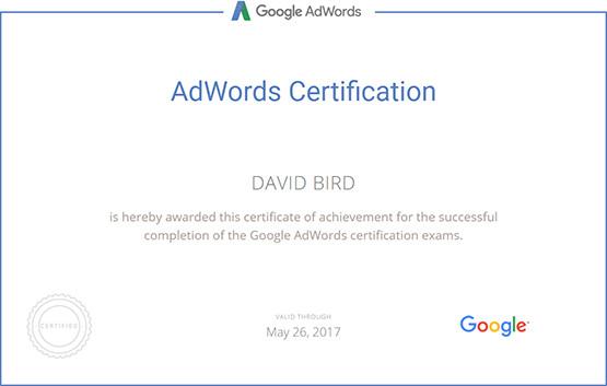 Adwords Certification Preparation